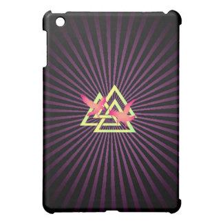 バイキングのSpeckの紫色の箱3 iPad Miniケース