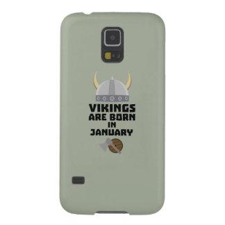 バイキングは1月Z6a7pに生まれます Galaxy S5 ケース
