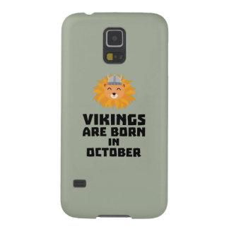 バイキングは10月Z0v8rに生まれます Galaxy S5 ケース