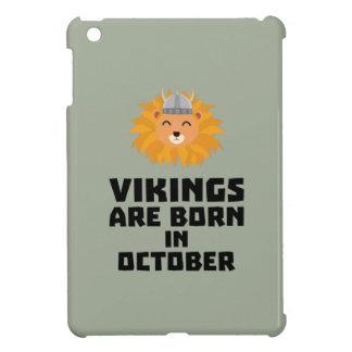 バイキングは10月Z0v8rに生まれます iPad Mini Case