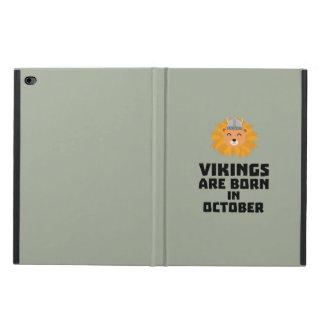 バイキングは10月Z0v8rに生まれます Powis iPad Air 2 ケース