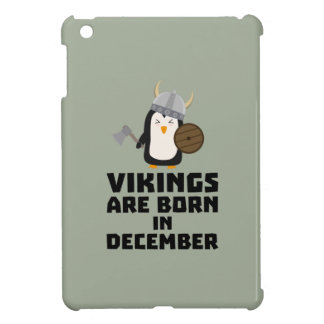 バイキングは12月Zl9w1に生まれます iPad Miniカバー