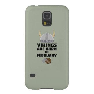 バイキングは2月Zh6ohに生まれます Galaxy S5 ケース