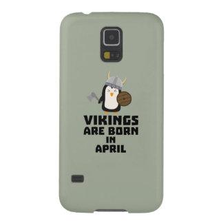 バイキングは4月Zs047に生まれます Galaxy S5 ケース
