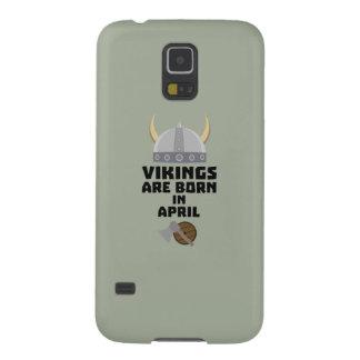 バイキングは4月Zxs00に生まれます Galaxy S5 ケース