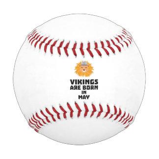 バイキングは5月Z30b1に生まれます 野球ボール