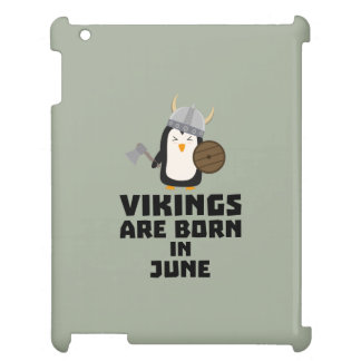 バイキングは6月Zj328に生まれます iPadカバー