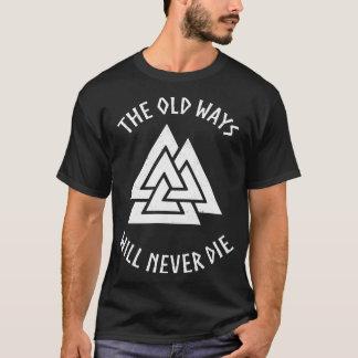 バイキングファンのため Tシャツ