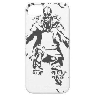 バイキングヴァルハラ-デザイン1 iPhone SE/5/5s ケース