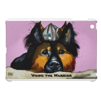バイキング小型か標準戦士のiPadの例- iPad Miniケース