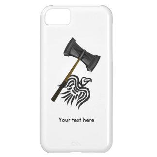 バイキング戦争のハンマーのトール iPhone5Cケース