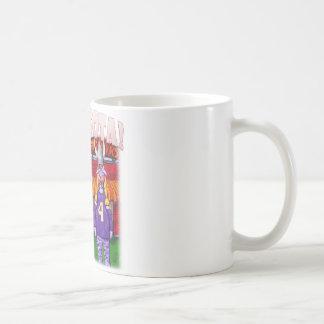 バイキング牛 コーヒーマグカップ
