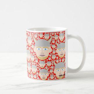 バイキング コーヒーマグカップ