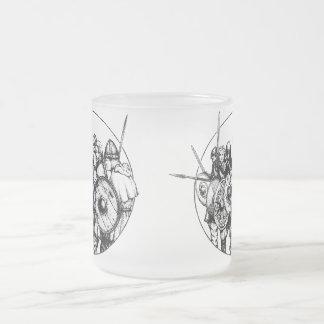 バイキング フロストグラスマグカップ