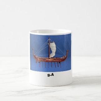 バイキング- 7世紀、g.A モーフィングマグカップ