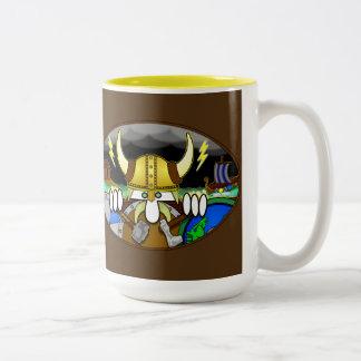 バイキングKilroy ツートーンマグカップ