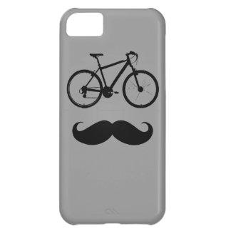 バイクおよび髭 iPhone5Cケース