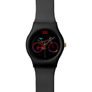 バイクに乗る時間 腕時計