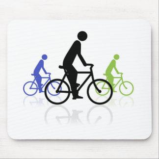 バイクのイベント マウスパッド
