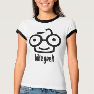 バイクのオタク-女性のT Tシャツ