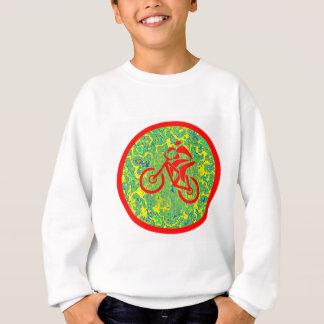 バイクのスポークのチェンジャー スウェットシャツ