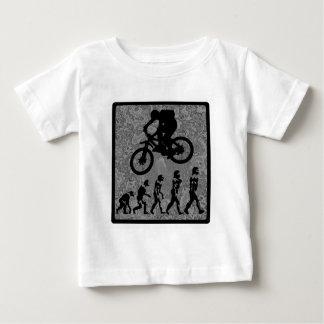 バイクのベストの日 ベビーTシャツ