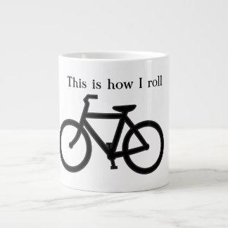バイクのマグ ジャンボコーヒーマグカップ