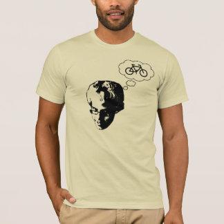 バイクの思考 Tシャツ