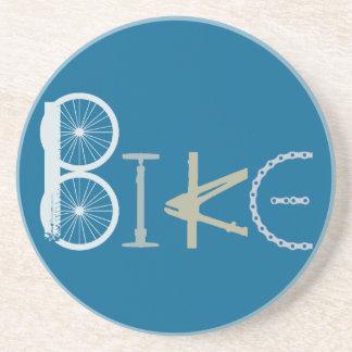 バイクの部品の自転車のスポーツ・ファンからの単語を自転車に乗って下さい コースター
