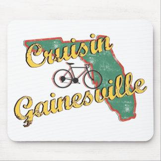 バイクのGainesvilleの自転車フロリダ マウスパッド