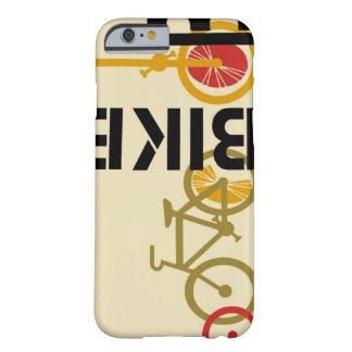 バイクは場合を言い表わします BARELY THERE iPhone 6 ケース