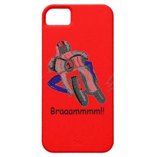 バイクもしくは自転車に乗る人のCase mateのiphone 5 iPhone SE/5/5s ケース