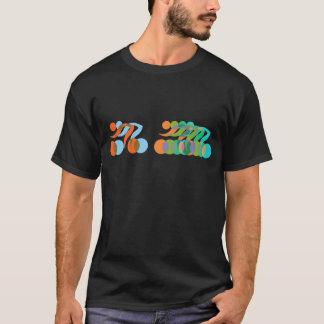 バイクもしくは自転車に乗る人、Cyclersの変種 Tシャツ