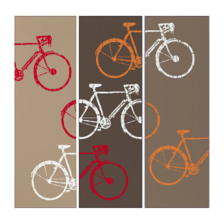 バイクインスパイア、グラフィック及びカッコいいの自転車 トリプティカ