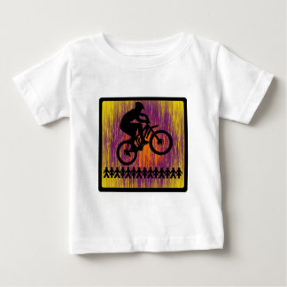 バイクスイッチ乗車 ベビーTシャツ