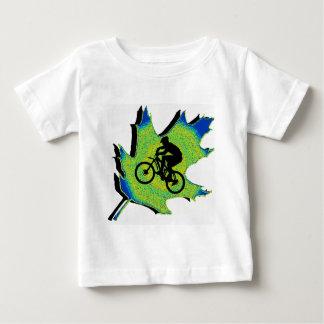 バイク新しいウェリントン ベビーTシャツ