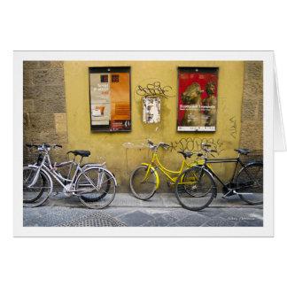 バイク、フィレンツェ カード
