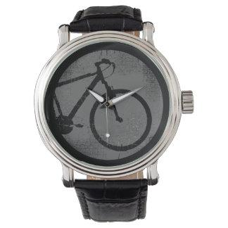バイク、自転車; /サイクリング自転車に乗ること 腕時計