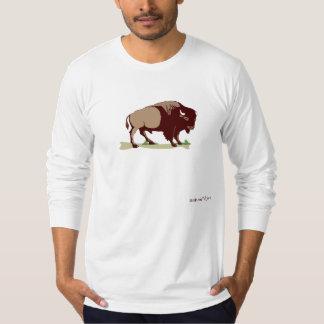 バイソン6 Tシャツ