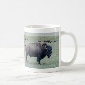 バイソン コーヒーマグカップ