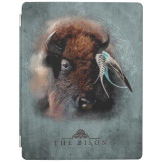バイソン- iPadカバー iPadスマートカバー
