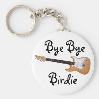 バイバイ小鳥Keychain キーホルダー