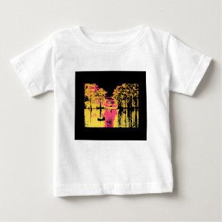 バイユー ベビーTシャツ