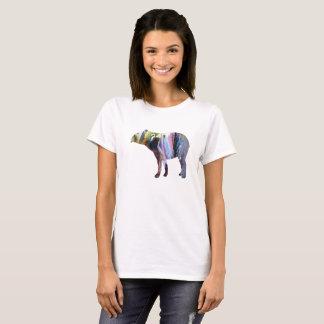 バクの芸術 Tシャツ