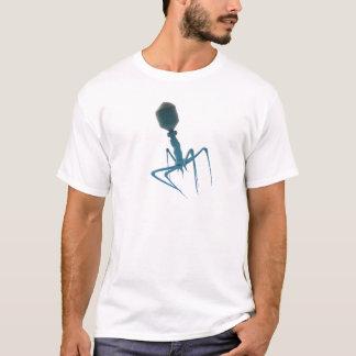 バクテリオファージ Tシャツ