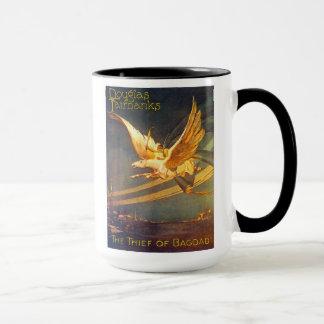 バグダッドの盗人-ダグラスフェアバンクスのSr マグカップ