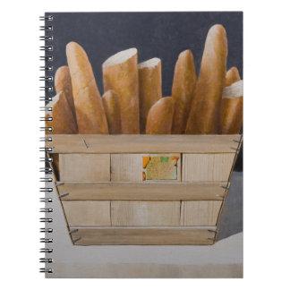 バゲット2010年 ノートブック