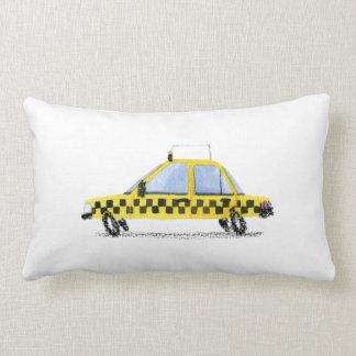 バスおよびタクシーのボルスタ枕 ランバークッション