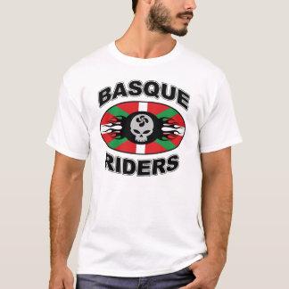 バスクのライダー Tシャツ