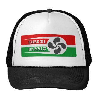 バスクの十字の帽子 ハット